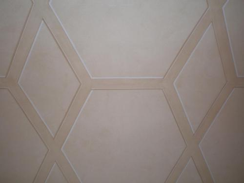 Decorative Finish Ceiling Detail