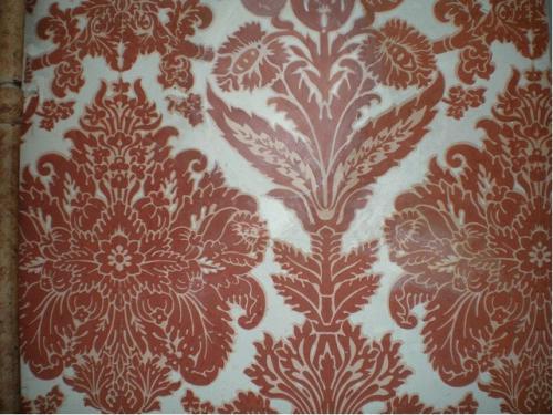 William Morris Wallpaper Restoration