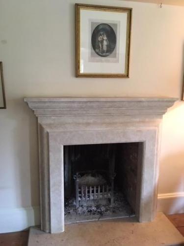 Decorative Faux Limestone Finish